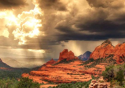 Sedona-Schnebly-Sunset