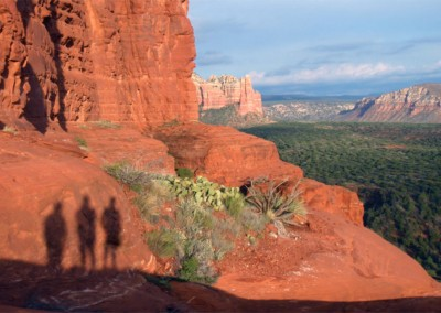 Sedona-Shadows
