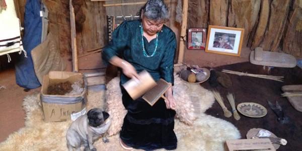 Hopi-Woman